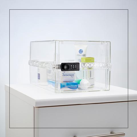 dementia medicine box