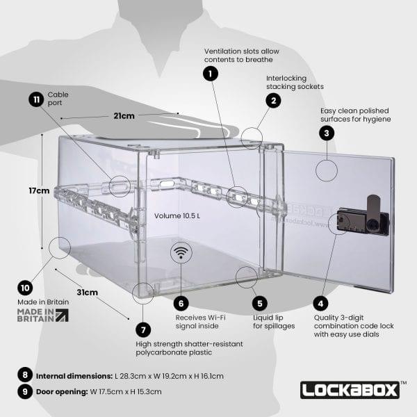 lockabox crystal