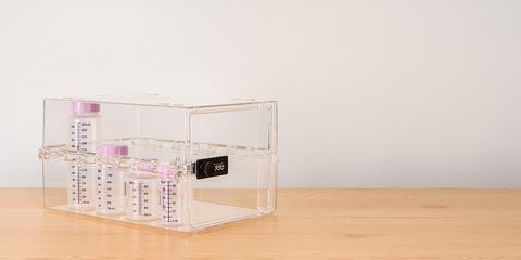 lockable medicine box