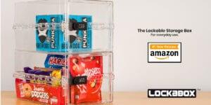 lockable box