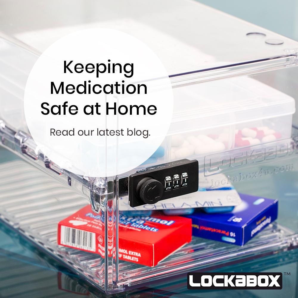 Medical safe box | Medisafe