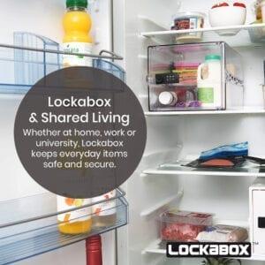 Fridge safe | lockable fridge box