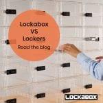 portable locker - alternative to lockers