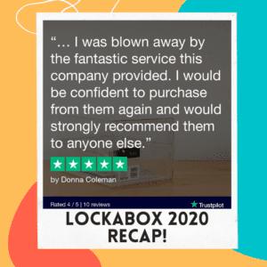 Lockabox 2020 | Locked storage box
