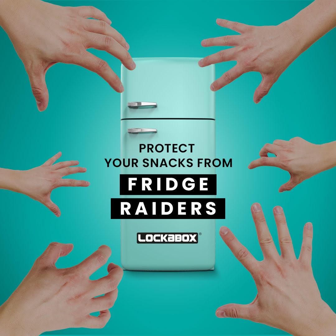 Fridge Safe and locker | kitchen lock box