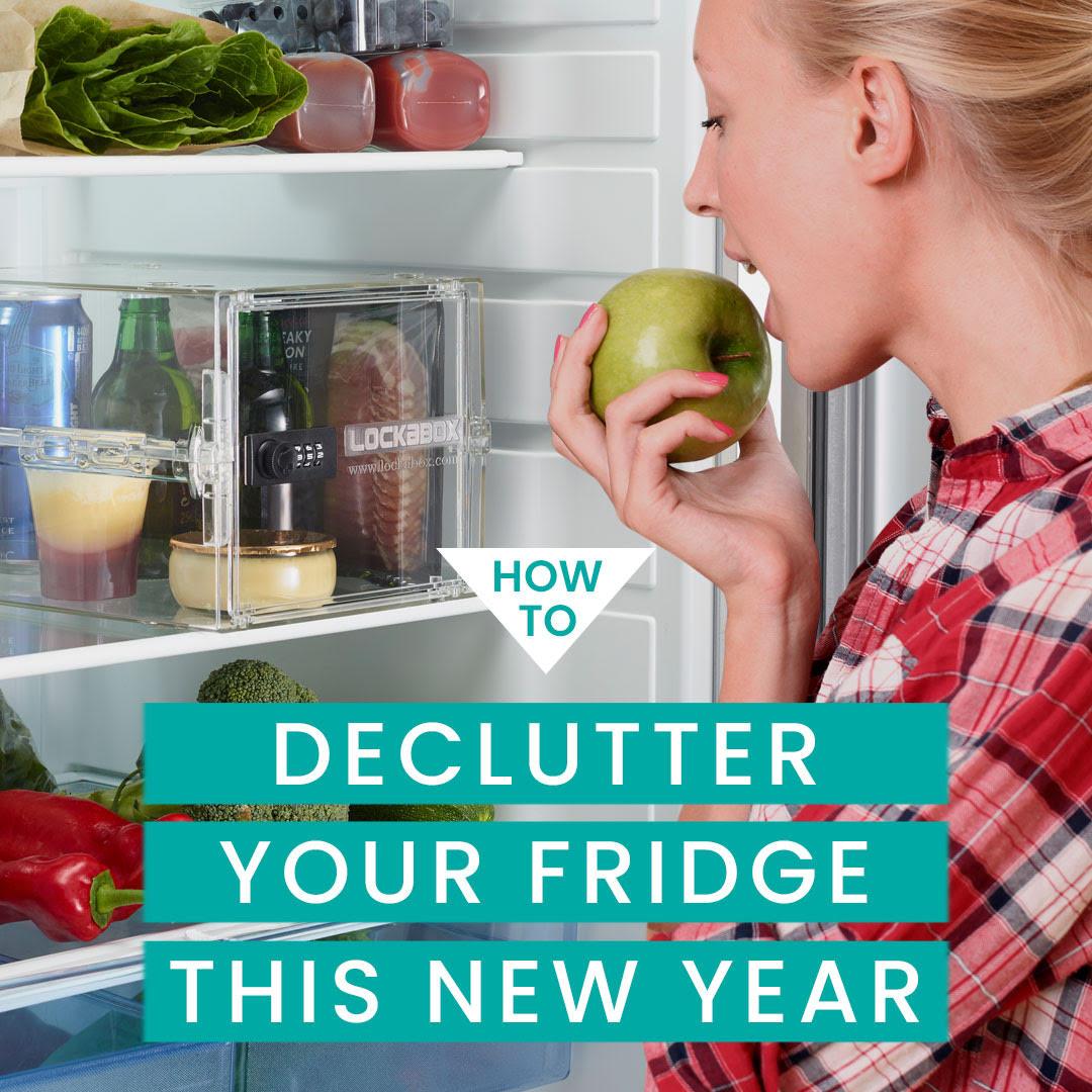 Food storage container: Declutter your fridge