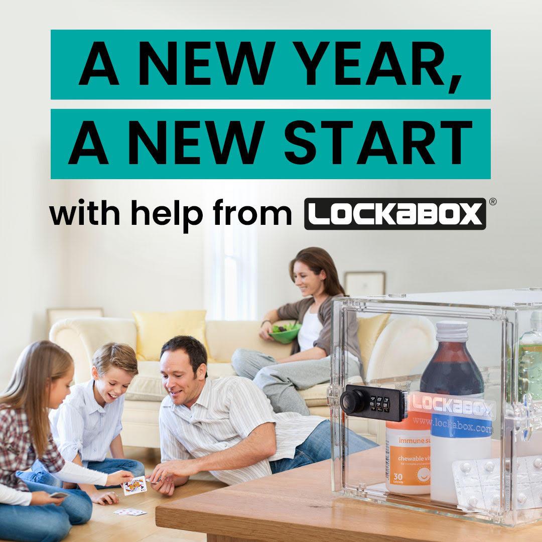 Lockabox positive change | treat box or phone detox