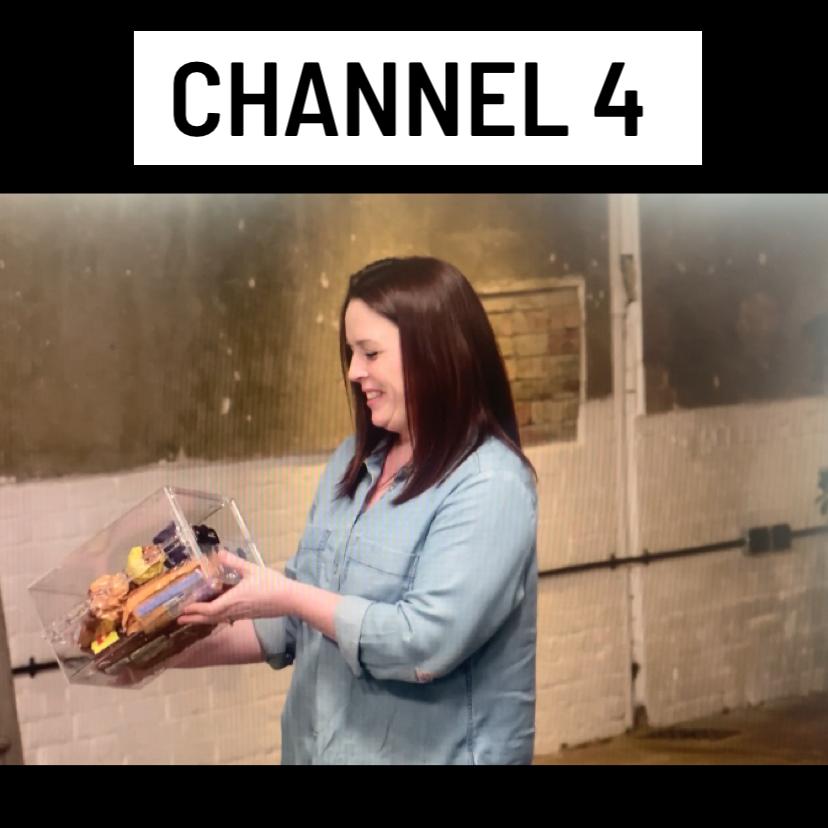 Channel 4 lockable box | food storage box