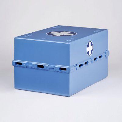 Medicine lock box