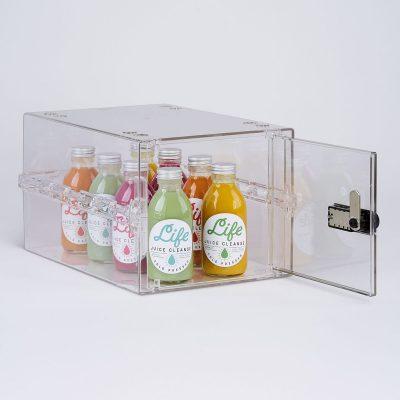 Lockabox Juices | Food lock box
