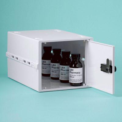 lockable medicine box | person centered care