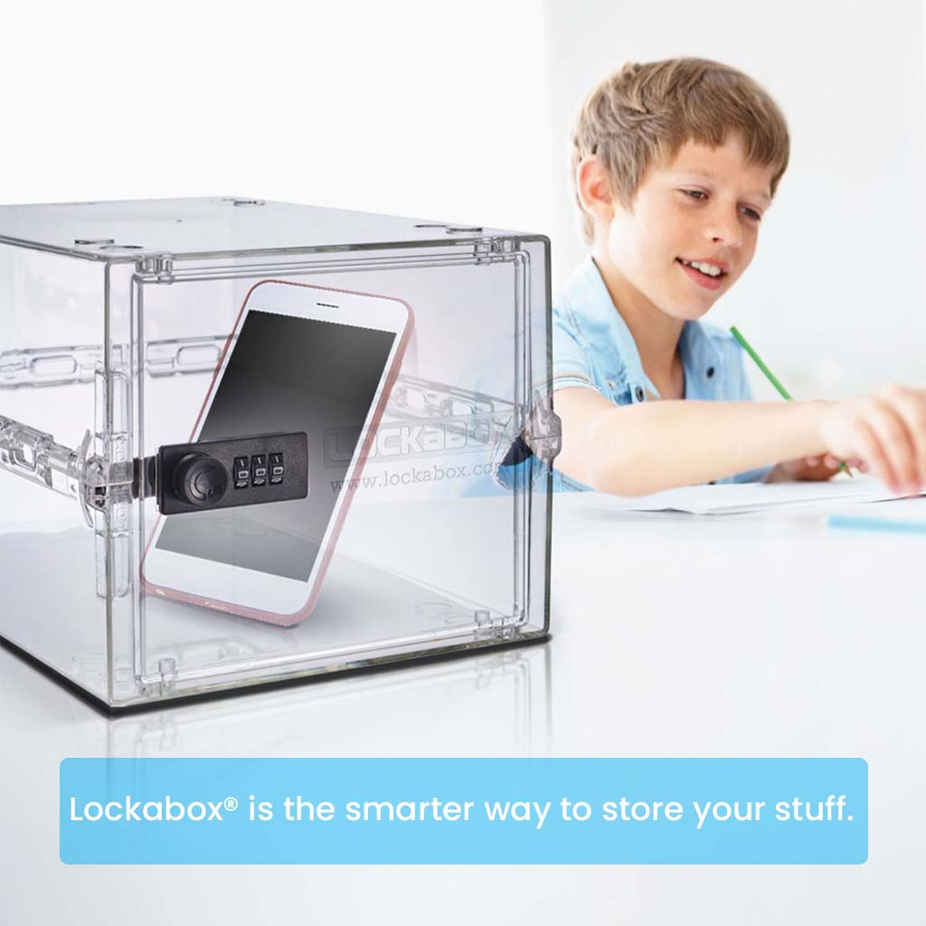Lockabox One | Lock Box For Electronic Devices