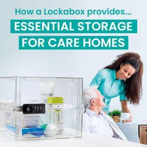 Person centered care   care home storage